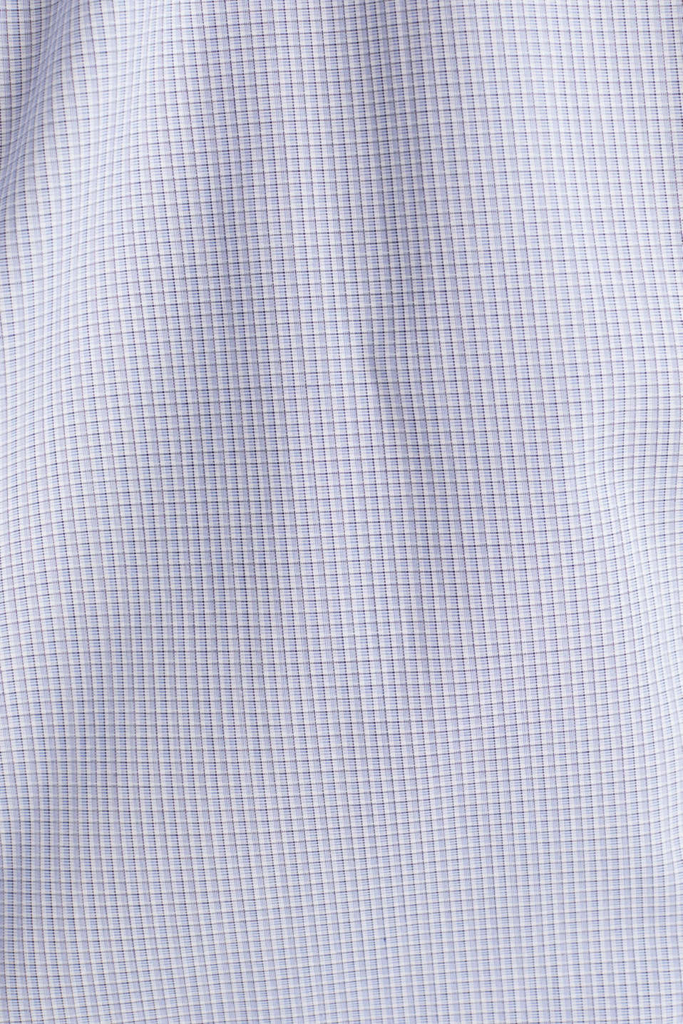 Shirts woven Slim fit, LIGHT BLUE 3, detail image number 4