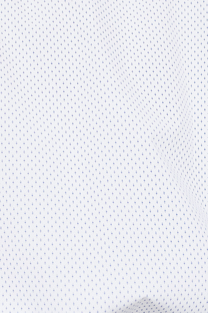 Shirt with mechanical stretch, WHITE, detail image number 4