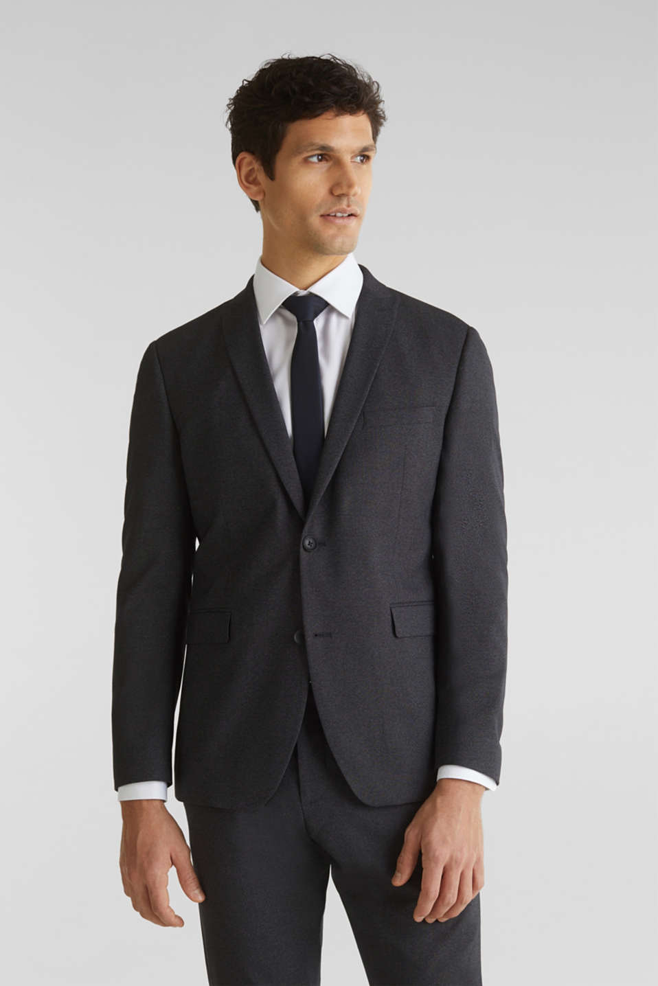 Esprit - GREY mix+match: colbert