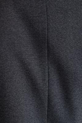 JOGG SUIT mix + match: sports jacket, DARK GREY 5, detail
