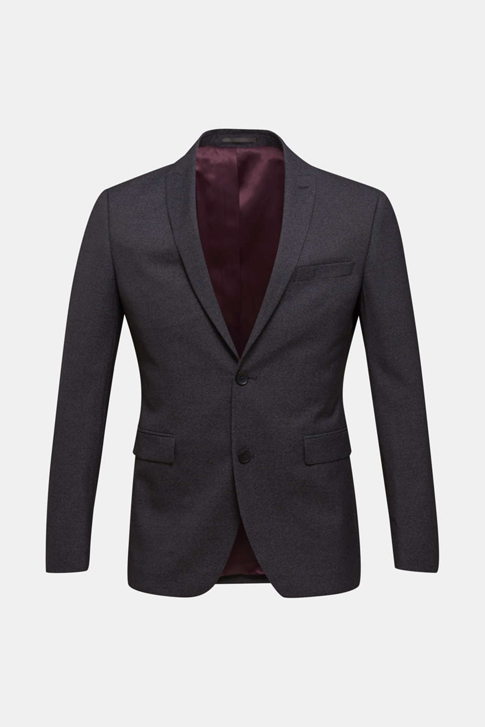 JOGG SUIT mix + match: sports jacket, DARK GREY 5, detail image number 7