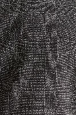 GLENCHECK mix + match: sports jacket with Prince of Wales checks, DARK GREY 3, detail