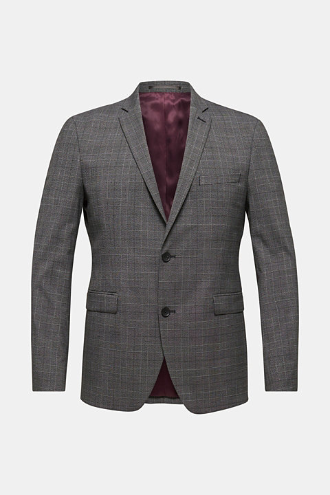 GLENCHECK mix + match: sports jacket with Prince of Wales checks