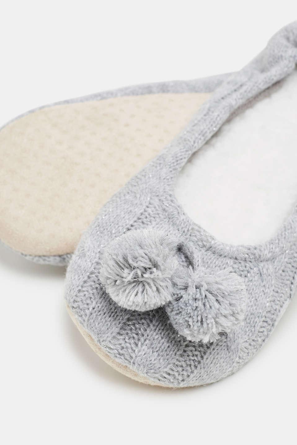 Socks, LIGHT GREY, detail image number 1