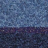 Fine knit socks with cashmere, MARINE, swatch