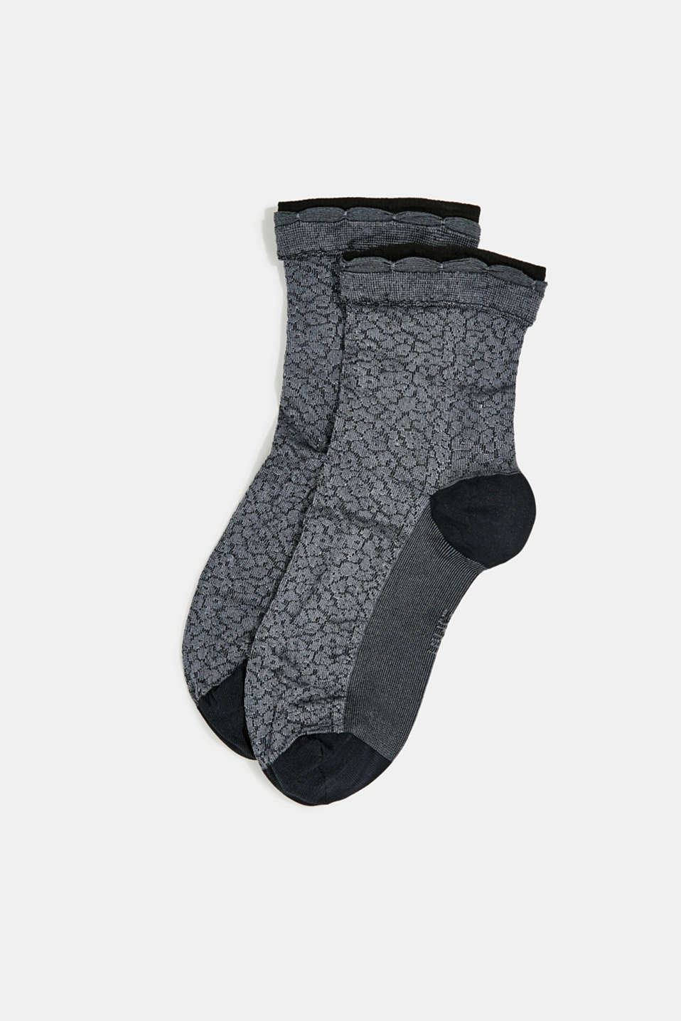 Esprit - With wool and cashmere: knitted socks