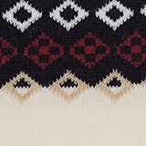 With wool: arm warmers with a jacquard pattern, WOOL WHITE, swatch
