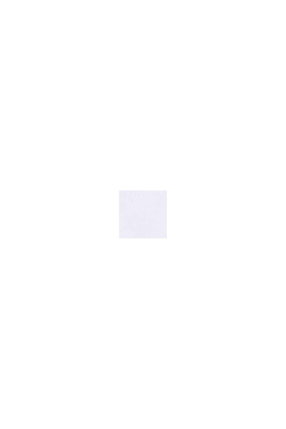 Lot de 2: les socquettes basses à pois, WHITE, swatch