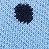 2er-Pack Socken mit Tupfenmuster, BLUE, swatch
