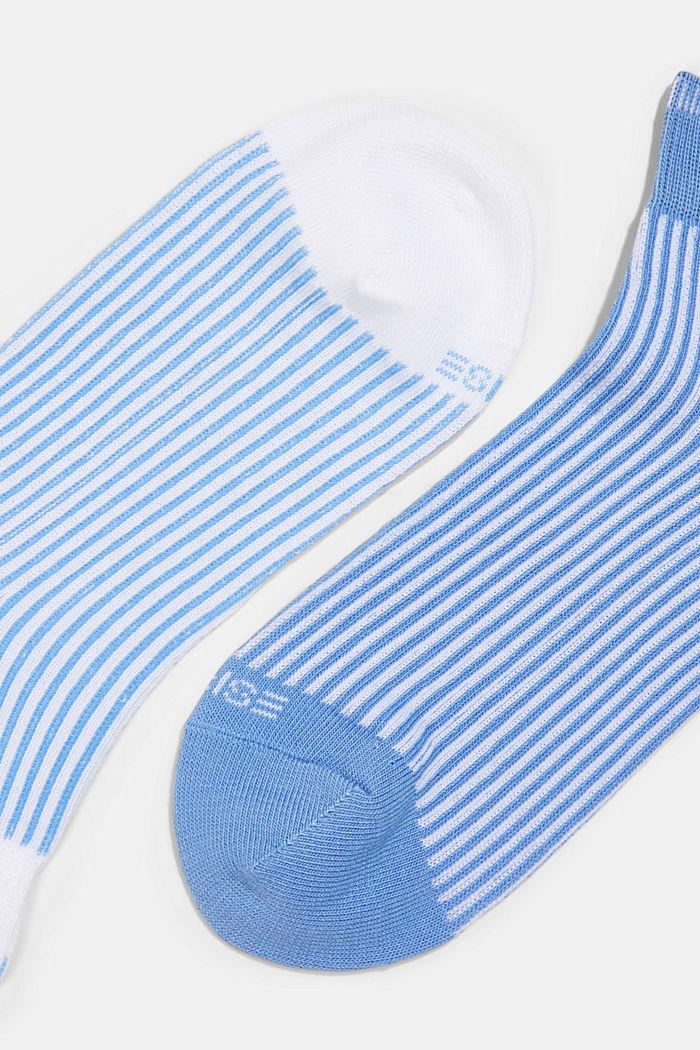 Set van 3 paar sokken met ribstructuur