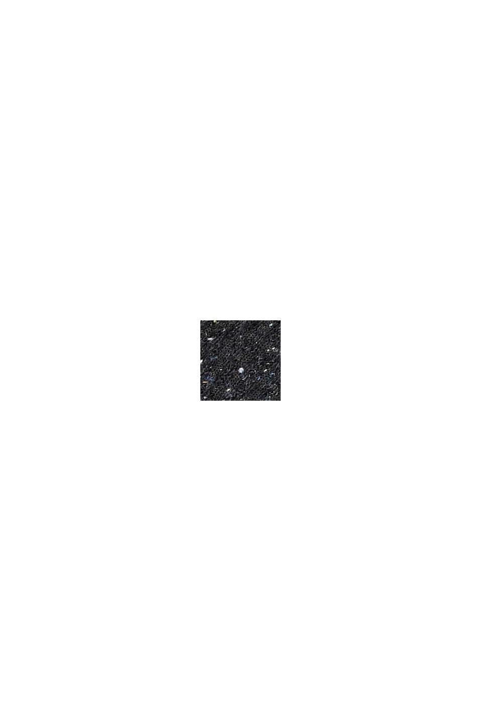 Con seta: calze strutturate in confezione tripla, BLACK/GREY, swatch