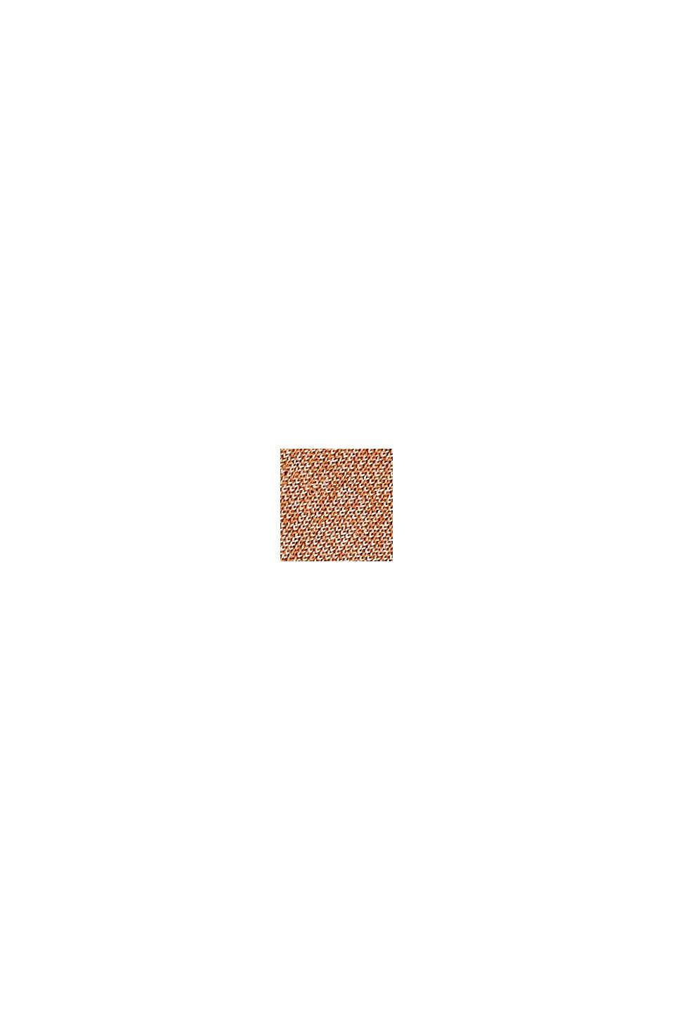 Calze con bordino effetto a conchiglia, in misto cotone, SIENNA, swatch