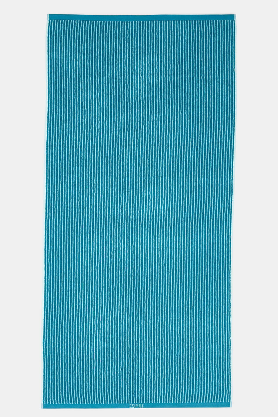 Terry cloth towel, 100% cotton, TURQUOISE, detail image number 4