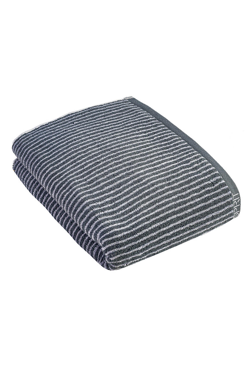 Esprit Towel Esprit Home Grade Brown 70x140 CM LINES NEW