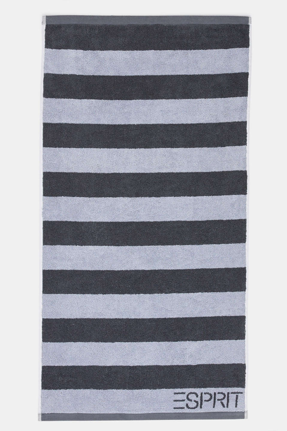 Terry cloth towel, 100% cotton, SILVER, detail image number 5