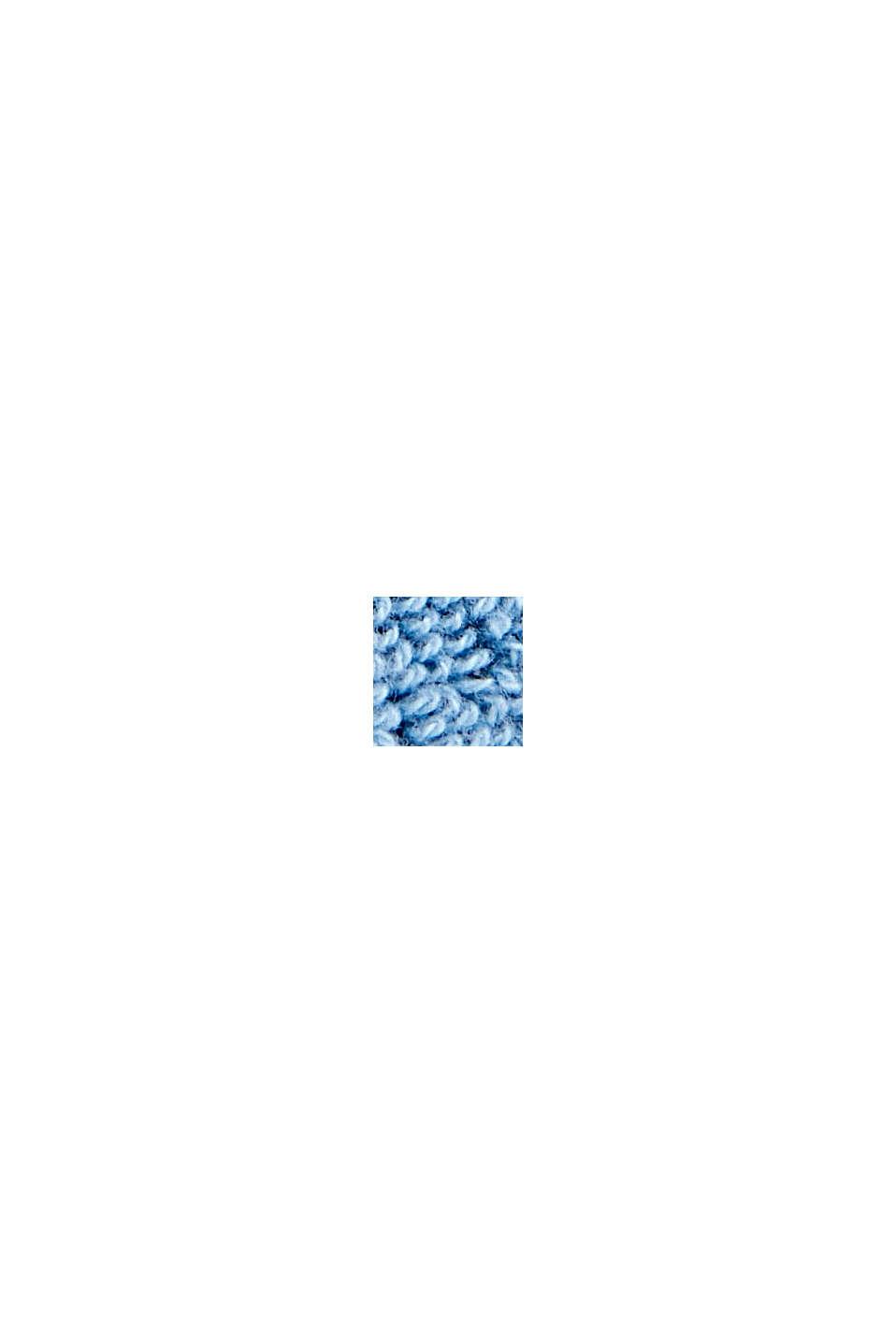 Handtuch aus Frottee, 100% Baumwolle, NAVY BLUE, swatch
