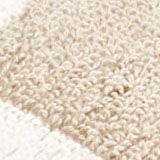 Terry cloth towel, 100% cotton, SAND, swatch