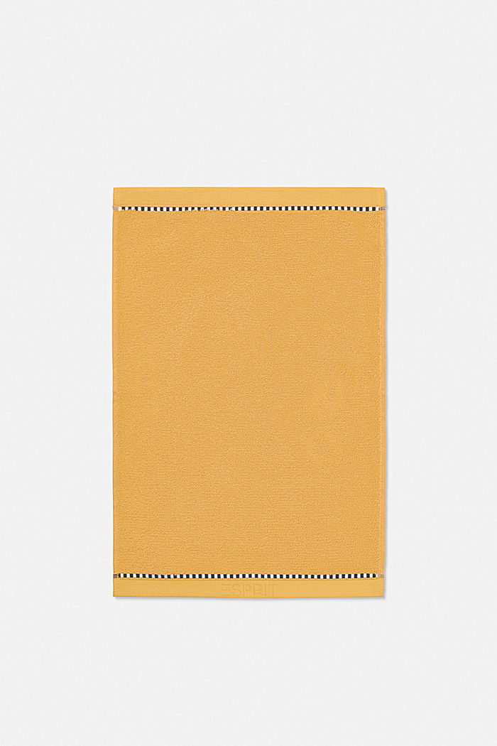 With TENCEL™: terry cloth towel collection, SUN, overview