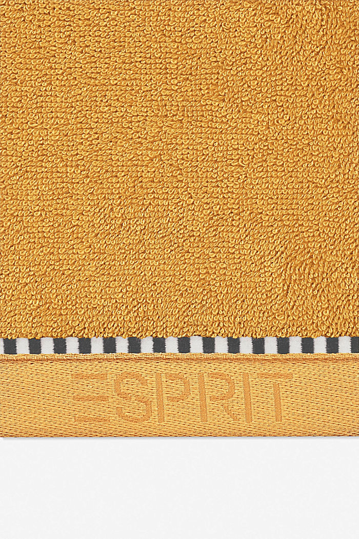 With TENCEL™: terry cloth towel collection, SUN, detail image number 1