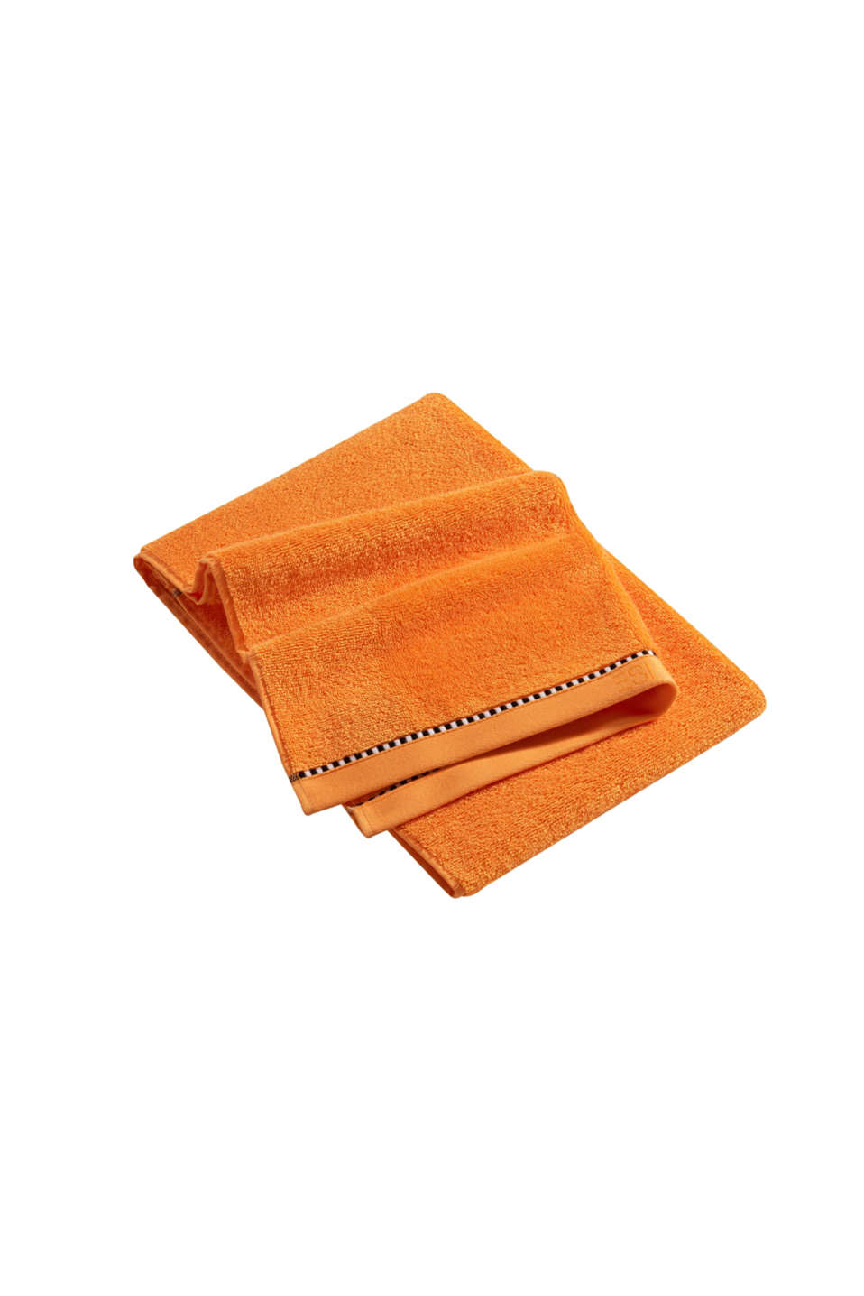 With TENCEL™: Terrycloth towel collection, MANDARIN, detail image number 3