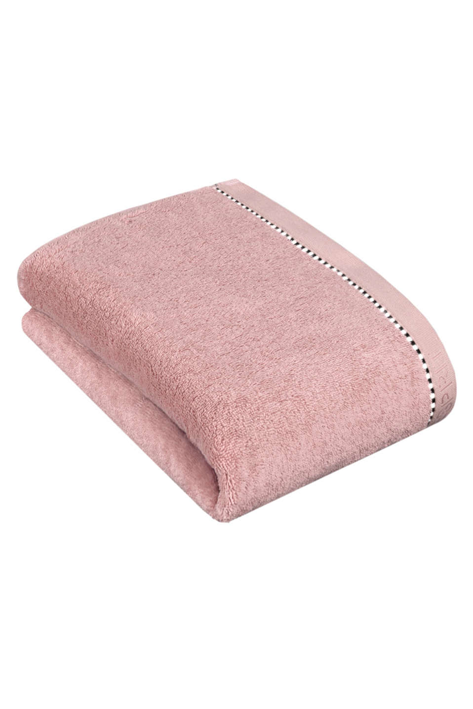 With TENCEL™: terry cloth towel collection, ROSE, detail image number 2