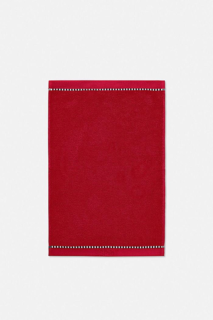 Mit TENCEL™: Handtuch-Serie aus Frottee, CHERRY, detail image number 2