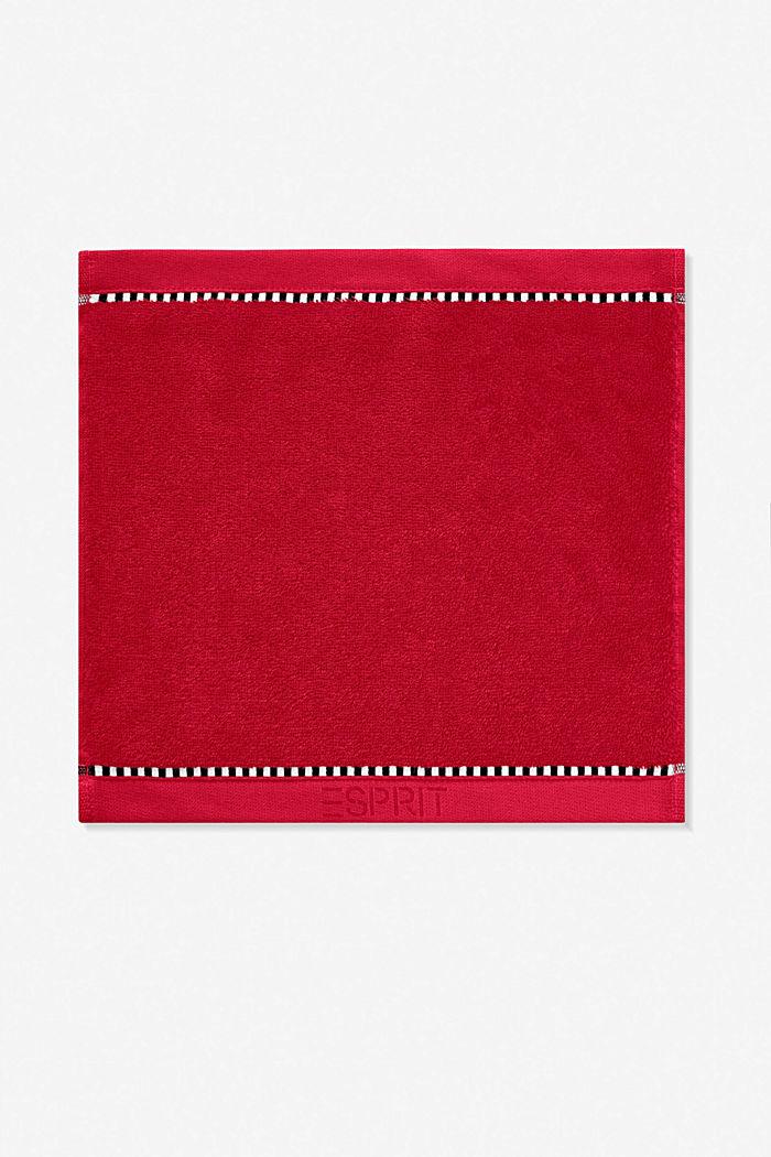 Mit TENCEL™: Handtuch-Serie aus Frottee, CHERRY, detail image number 3