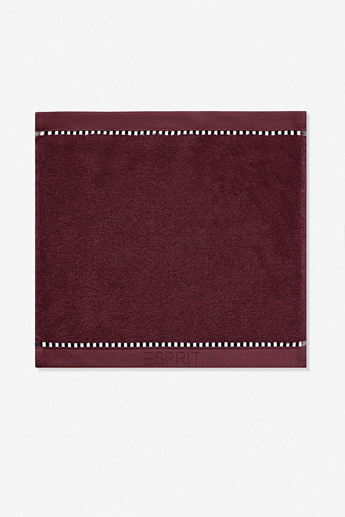 With TENCEL™: terry cloth towel collection, MULBERRY, detail image number 6