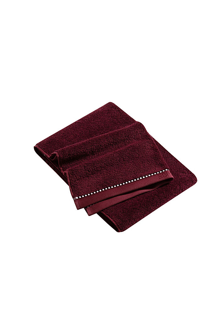 With TENCEL™: terry cloth towel collection, MULBERRY, detail image number 3