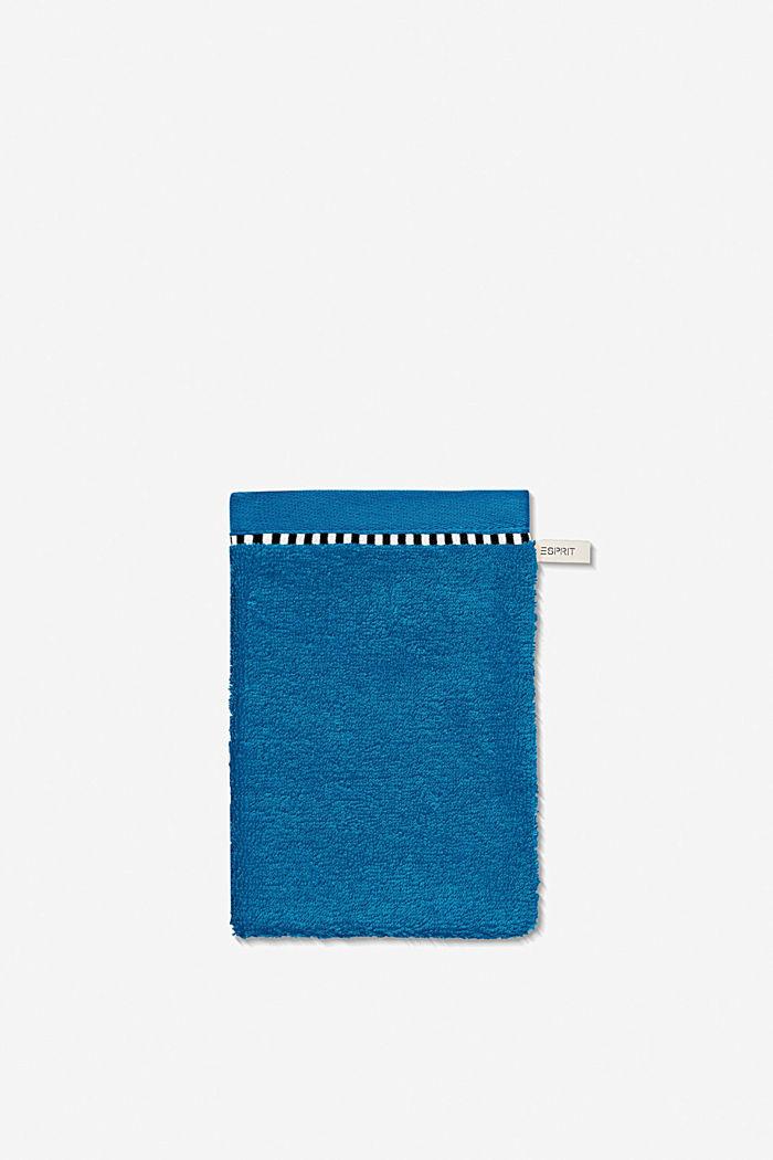 Med TENCEL™: handduksserie i frotté, OCEAN BLUE, detail image number 4
