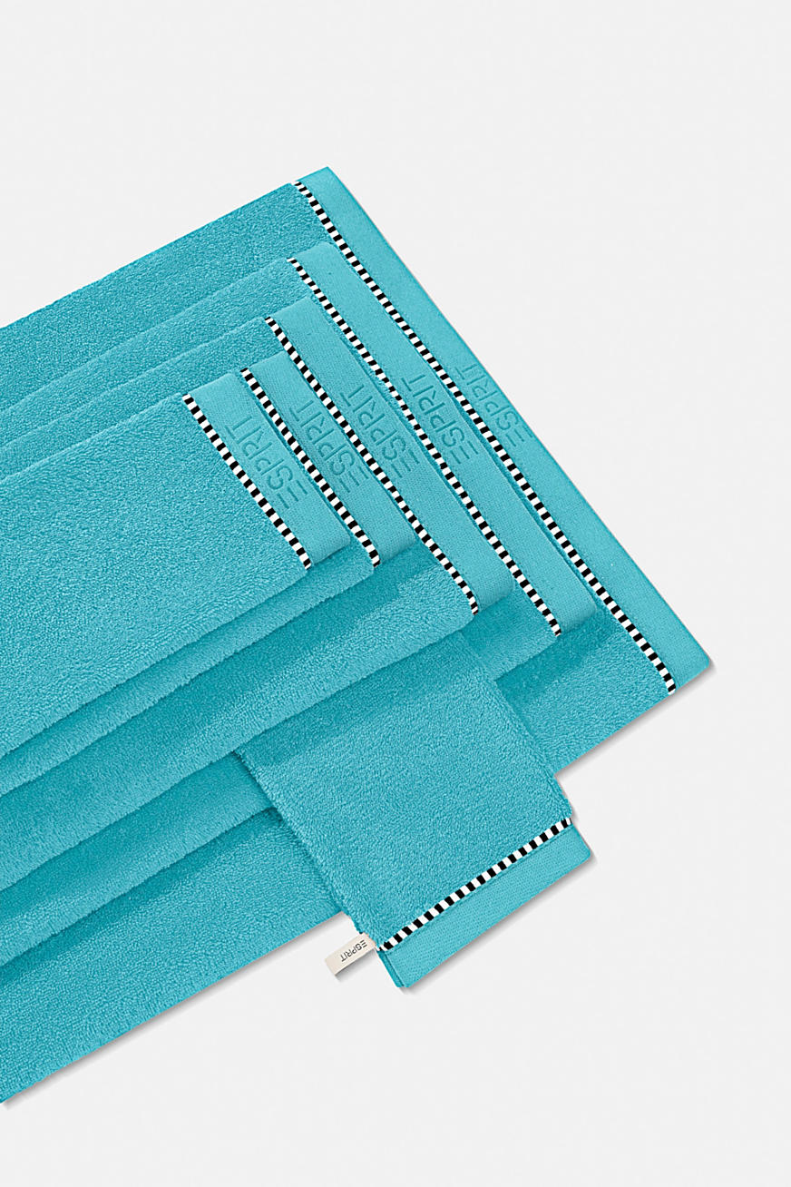 With TENCEL™: terry cloth towel collection