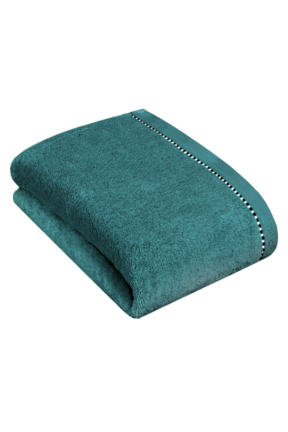 With TENCEL™: terry cloth towel collection, TEAL, detail image number 2