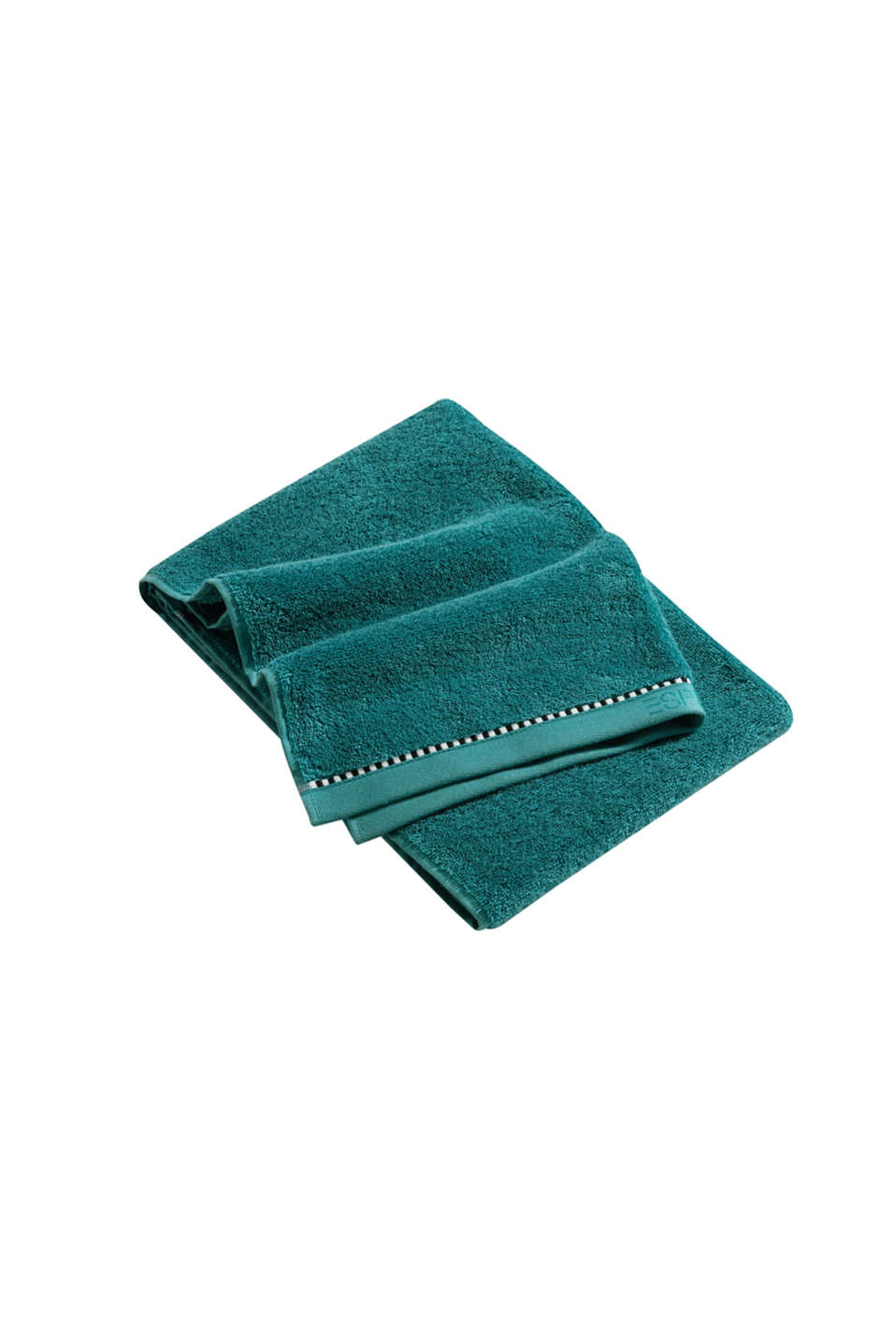 With TENCEL™: terry cloth towel collection, TEAL, detail image number 3