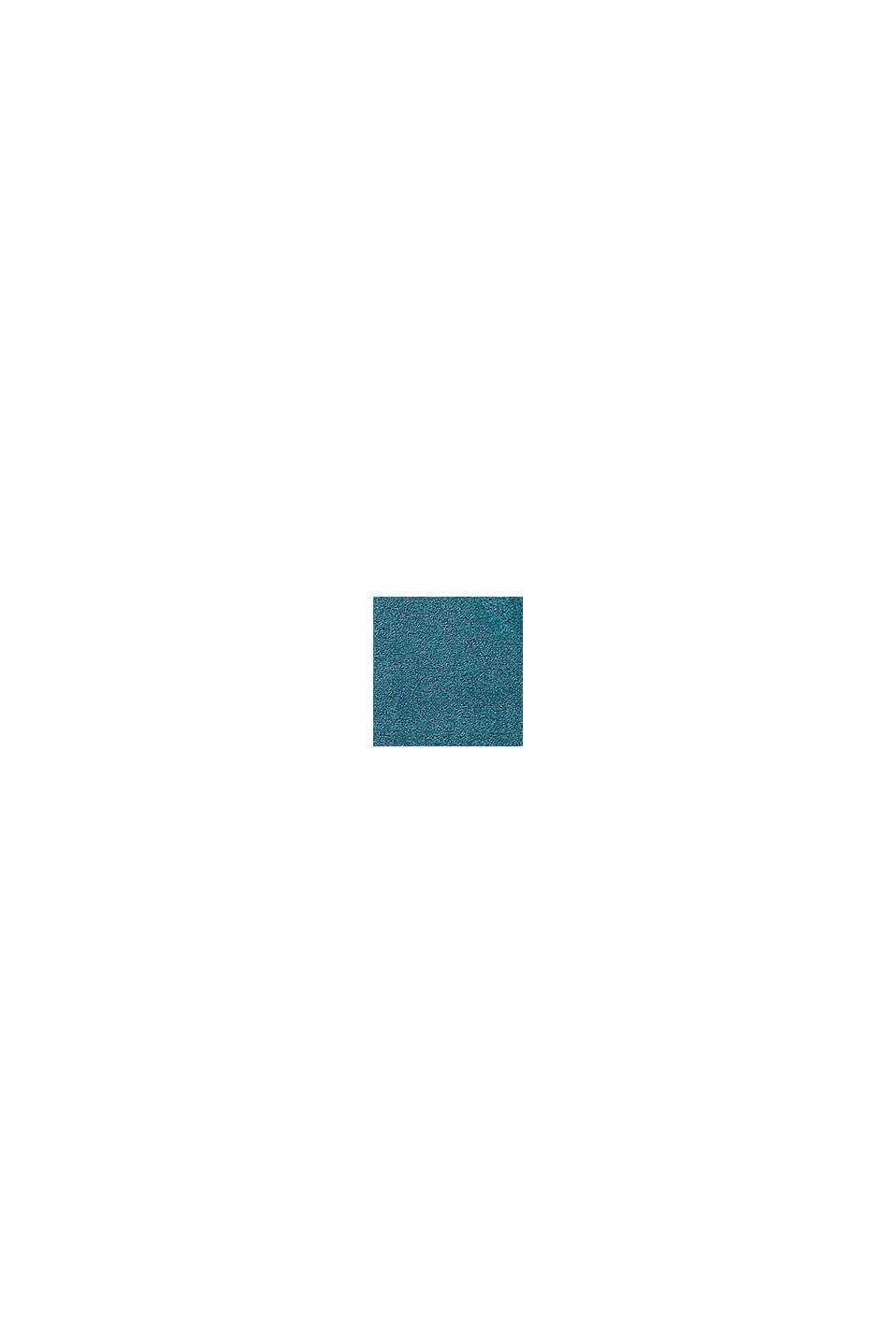 Met TENCEL™: handdoekenlijn van badstof, TEAL, swatch