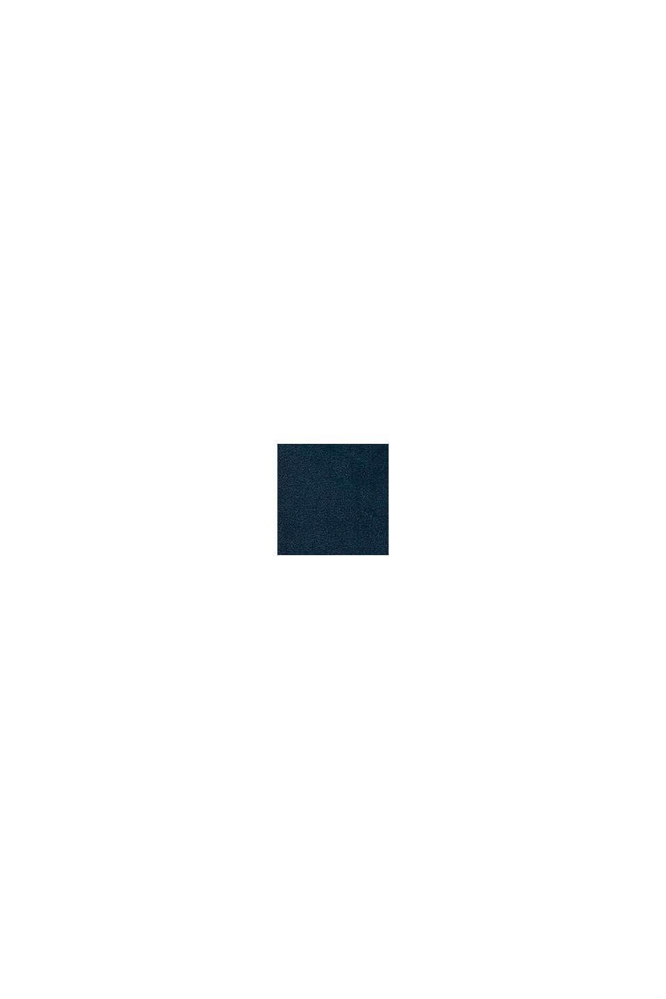 Met TENCEL™: handdoekenlijn van badstof, DARK PETROL, swatch
