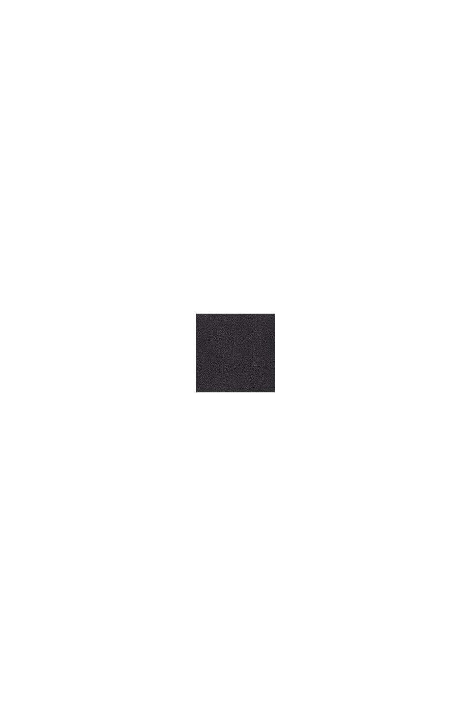 Mit TENCEL™: Handtuch-Serie aus Frottee, BLACK, swatch