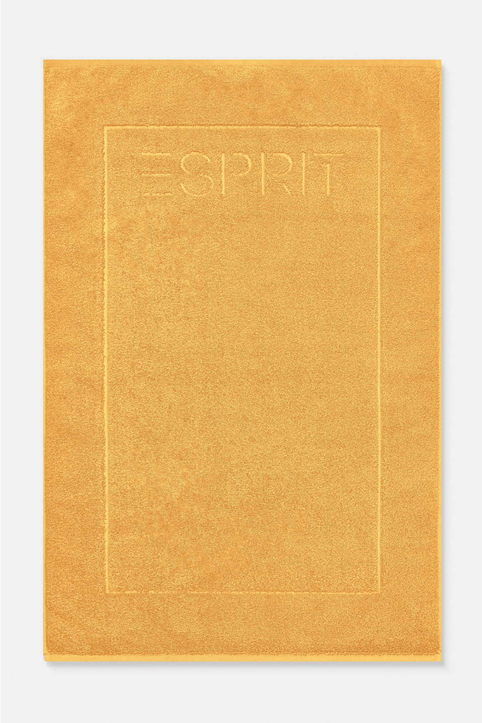Terrycloth bath mat made of 100% cotton, SUN, detail image number 0