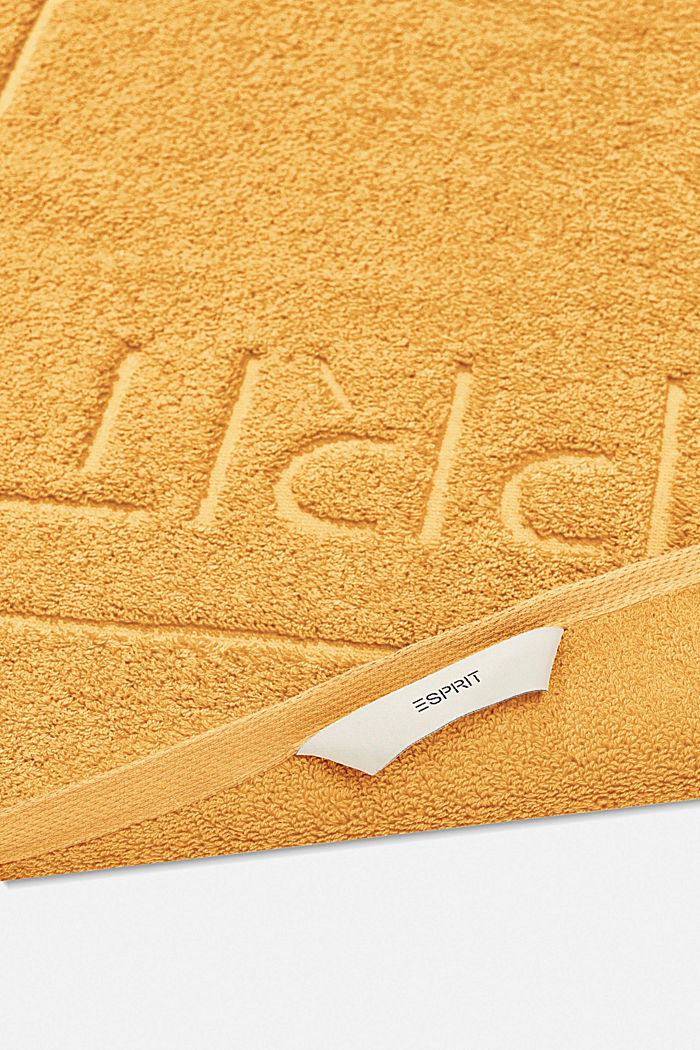 Frottee-Badematte aus 100% Baumwolle, SUN, detail image number 1