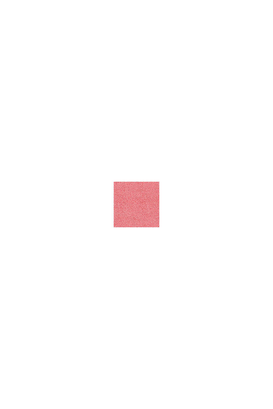 Terrycloth bath mat made of 100% cotton, CORAL, swatch