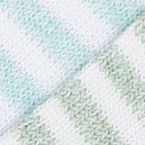 2er-Pack Ringel-Socken mit Organic Cotton, GREEN, swatch