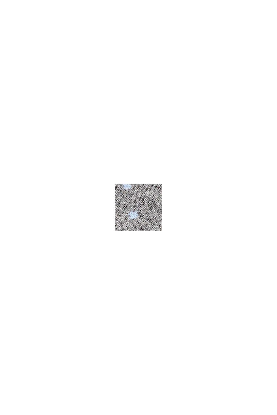 Calzini in confezione doppia, misto cotone biologico, LIGHT GREY MELANGE, swatch
