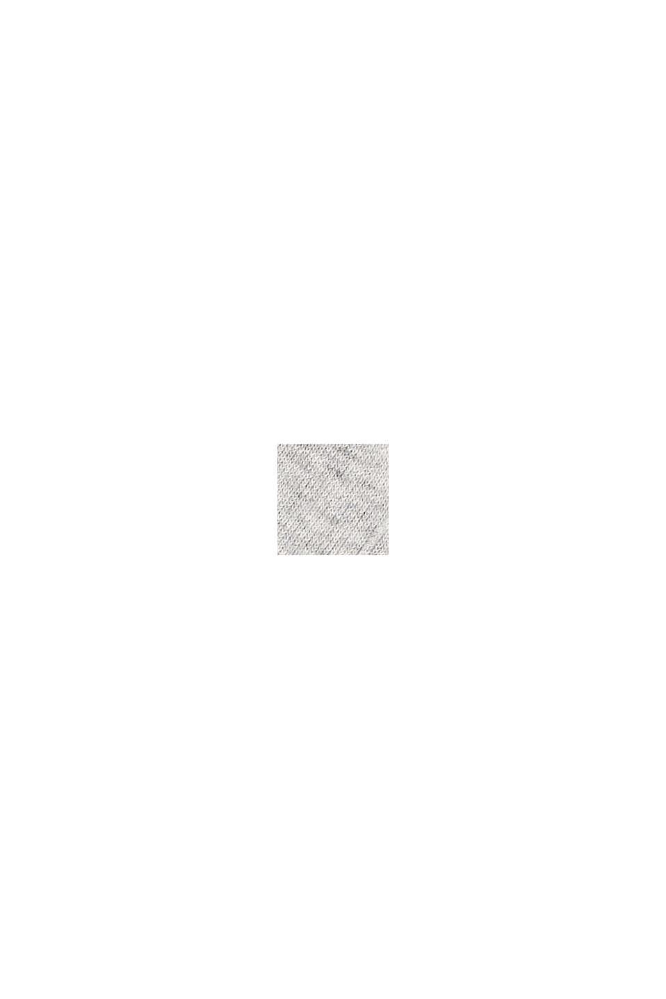 Calze corte in confezione doppia, misto cotone biologico, LIGHT GREY, swatch