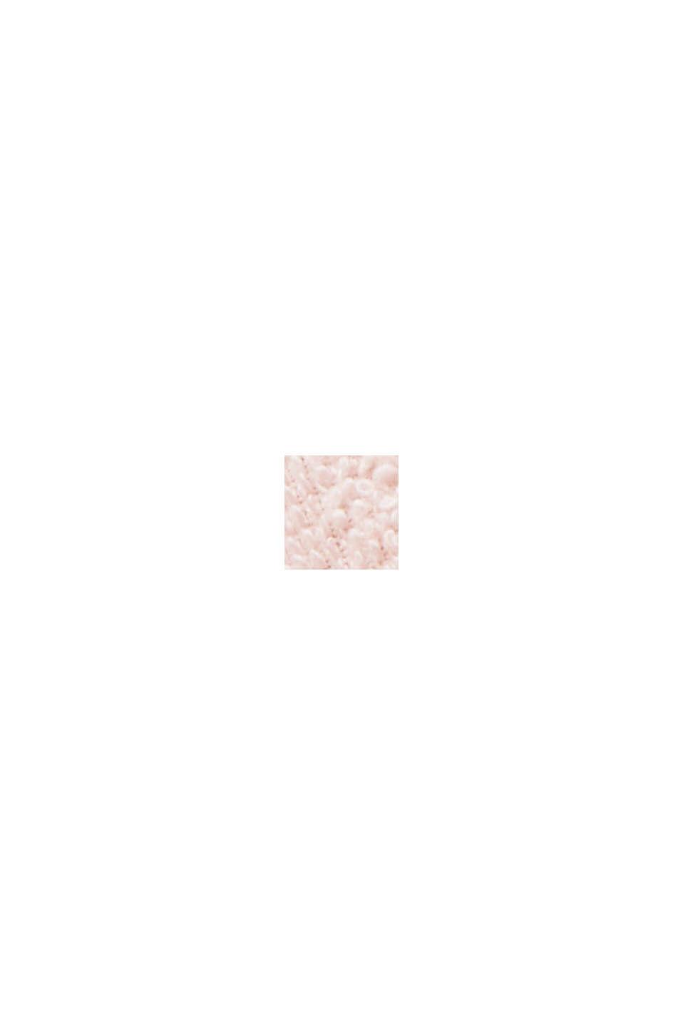 Peignoir unisexe 100% coton, ROSE, swatch