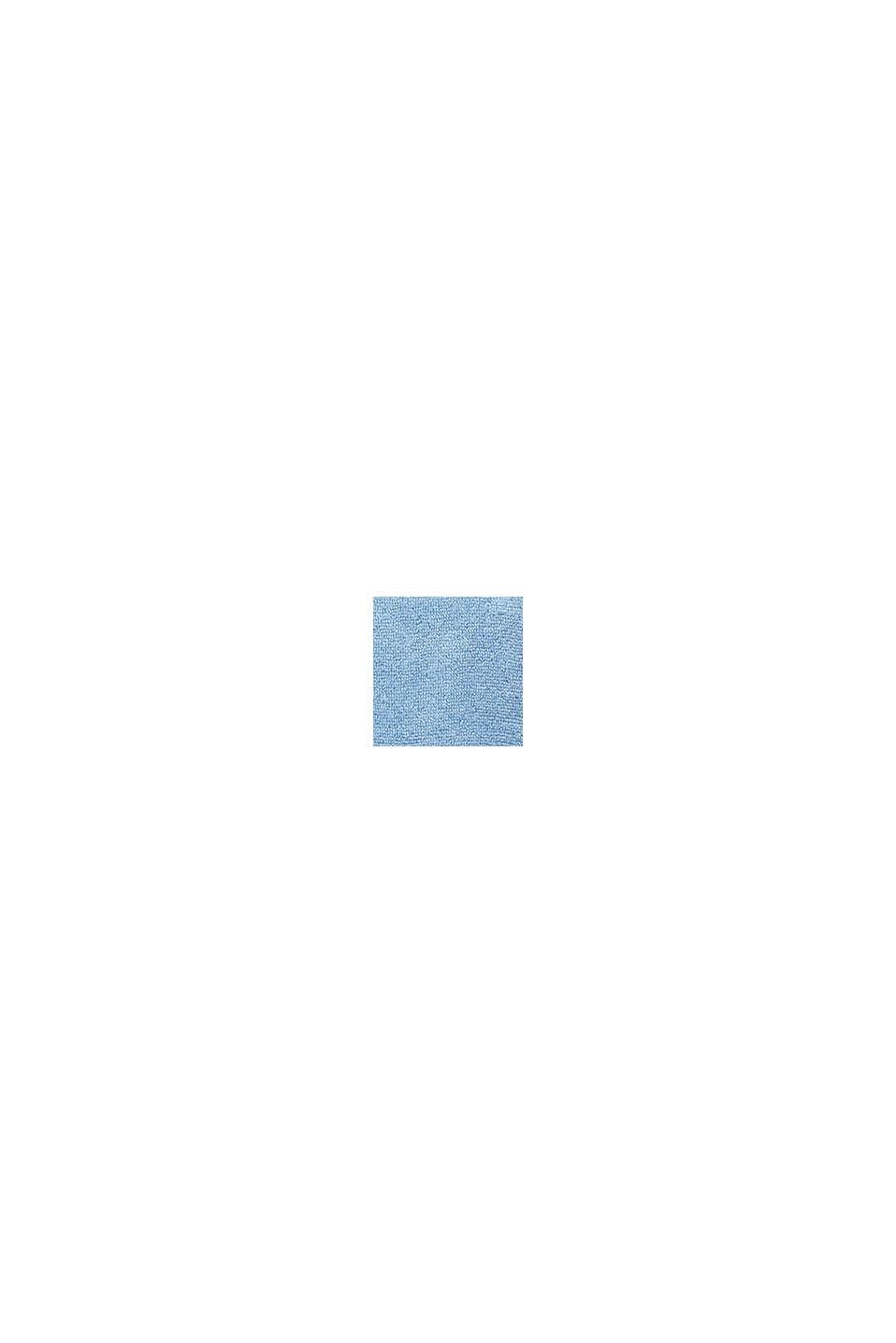 Peignoir unisexe 100% coton, SKY BLUE, swatch