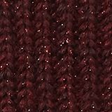 Thick glittery socks with mohair and wool, BURGUND, swatch