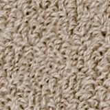 With wool: terrycloth socks with a soft texture, NUTMEG MELANGE, swatch