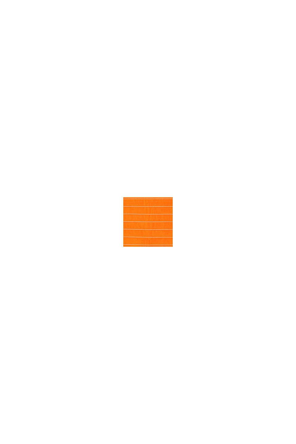 Mit TENCEL™: Handtuch-Serie aus Frottee, MANDARINE, swatch
