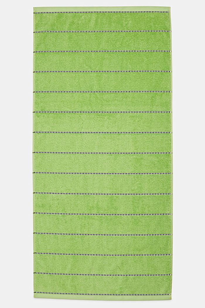 Met TENCEL™: handdoekenlijn van badstof, APPLE, detail image number 4
