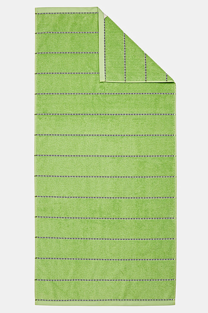 With TENCEL™: terry cloth towel collection, APPLE, detail image number 2
