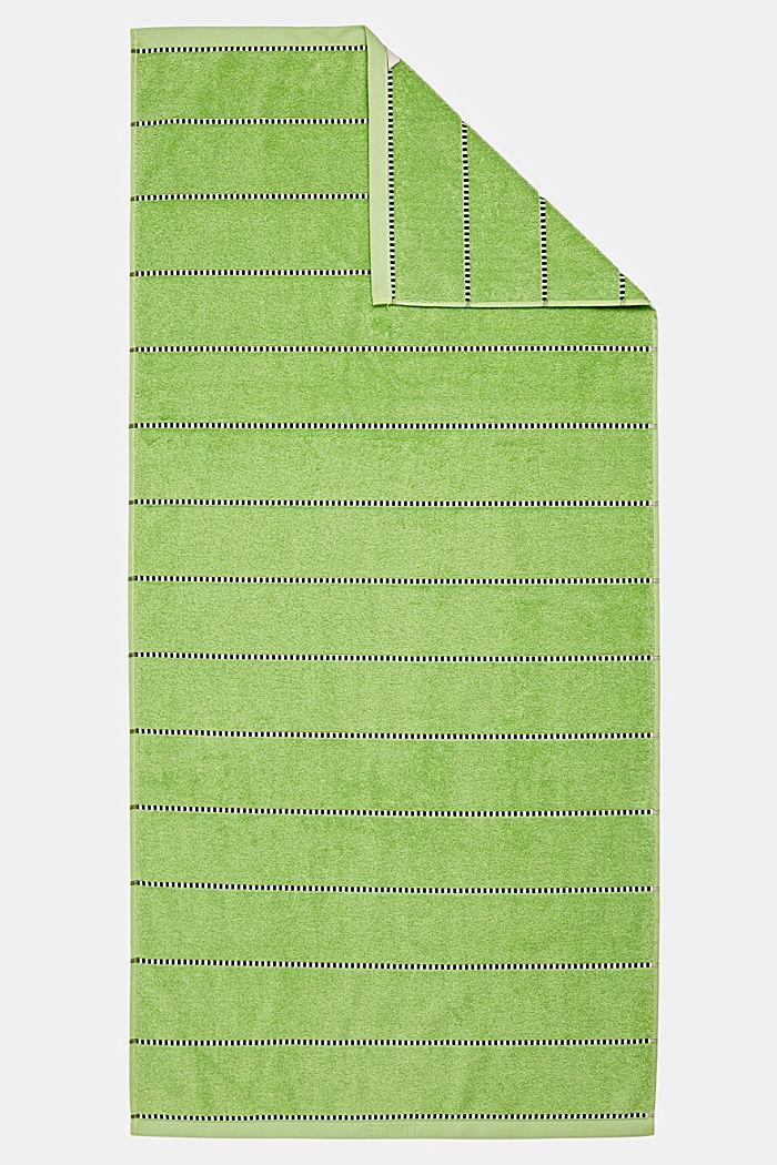 Met TENCEL™: handdoekenlijn van badstof, APPLE, detail image number 2